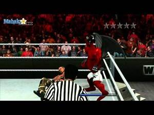 Smackdown Vs Raw 2011 - Road To Wrestlemania - Vs Undertaker - 5 Star Match