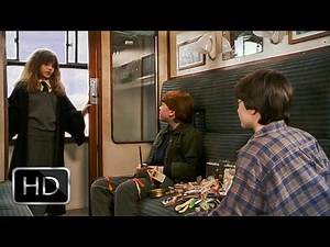 Harry Potter and the Philosopher's Stone (2001) - Movie CLIP #15 : Harry meets Ron /Train Candy...