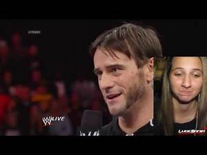 WWE Raw 12/16/13 CM Punk Shawn Michaels - HBK PIPEBOMB Live Commentary