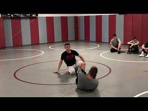 Jaggers Chain Wrestling From Single Leg Defense