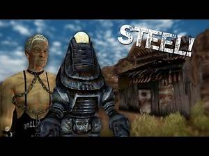 New Vegas Mods: Steel - The Thieving Robot