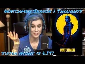 Danika's Watchmen Season 1 Thoughts