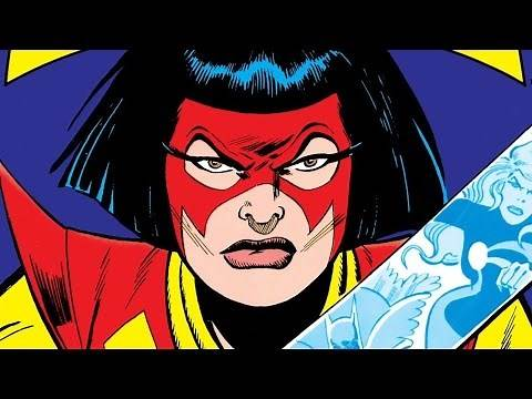 Superheroine Origins: Katana