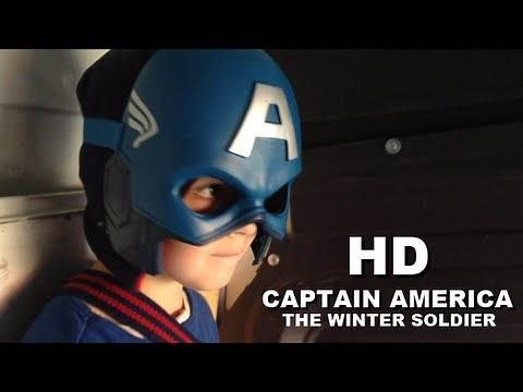 Captain America 2 - The Winter Soldier Trailer HD 2014 Baby Style
