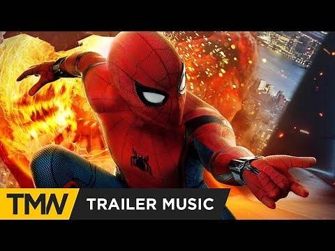Spider-Man: Homecoming - Blu-Ray Trailer Music   The Hit House - Thermodynamic