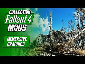 Fallout 4 Mods Collection - IMMERSIVE GRAPHICS - Fallout 4 Graphics & Environment Overhaul