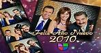 Univision Network ID New Year's Fernando Fiore, Rosana Franco, Félix Fernández 2010