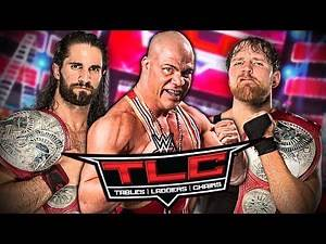 WWE TLC 2017 Predictions!