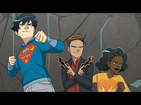 Super Sons: The Polarshield Project - Official Trailer (:30 version)