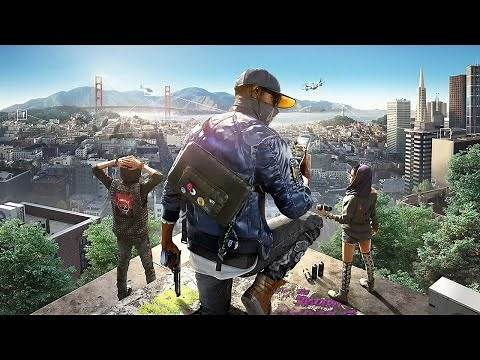 Watch Dogs 2 Civilian Interactions - Better Than GTA V?