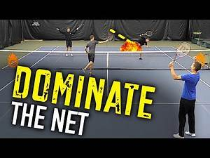 7 BEST Times To Poach In Doubles - Net Domination!