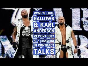 WWE's Luke Gallows & Karl Anderson Reportedly At A Standstill In Contract Talks