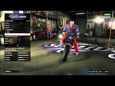 GTA Online - How to Spawn the Nemesis Motorcycle