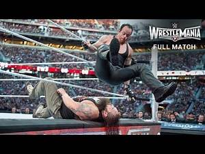 The Undertaker vs Bray Wyatt- WrestleMania 31