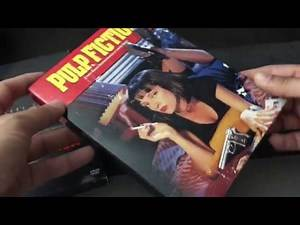 PULP FICTION [U.S.] DIGIPACK COLLECTOR'S EDITION DVD REVIEW
