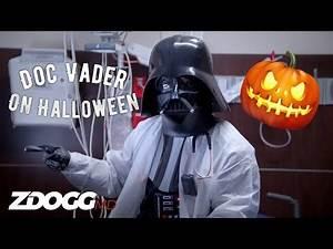 Doc Vader on Halloween Helicopter Parents | DocVader.com