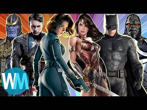 Top 10 Biggest Differences Between Marvel and DC