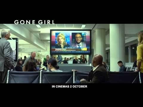 Gone Girl Trailer #2 (In Cinemas 11 December) *NEW DATE