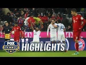 Bayern Munich vs. FSV Mainz 05 | 2015–16 Bundesliga Highlights