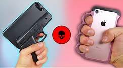 5 Most Dangerous iPhone Cases Ever! (Some Illegal)