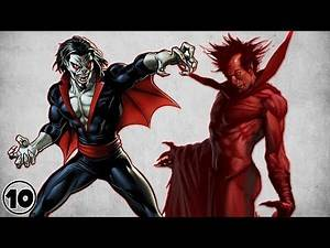 Top 10 Scariest Supernatural Marvel Characters