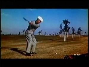 Ben Hogan - Fairway Wood Swing