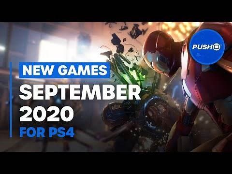 NEW PS4 GAMES: September 2020's Best New Releases | PlayStation 4