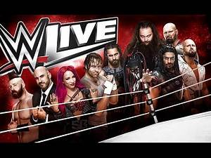 WWE Live - Liverpool, England - May 7th, 2017