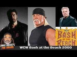 WCW Bash at the Beach 2000 Full Show Discussion w/ Vince Russo