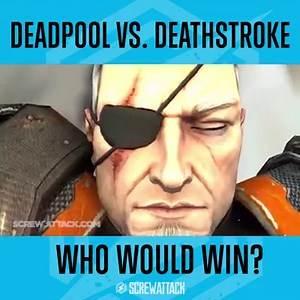 Rooster Teeth - Death Battle: Deadpool vs Deathstroke