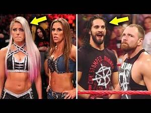 10 Current WWE Wrestlers Taller Than You Thought - Alexa Bliss, Seth Rollins & more