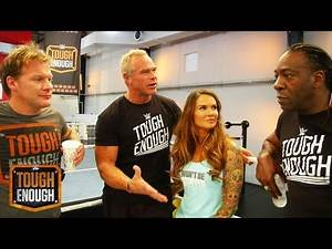 Jericho and the coaches predict tonight's winners: WWE Tough Enough Digital Extra, Aug. 11, 2015