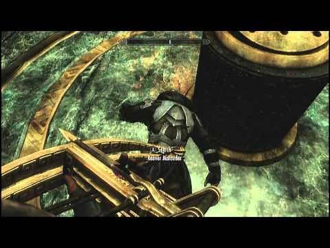 Things to do in... Skyrim - Robot Friends
