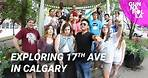 Calgary Travel Guide: Exploring 17th Ave Restaurants