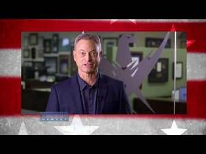 Gary Sinise's message to our Troops!    STEVE HARVEY