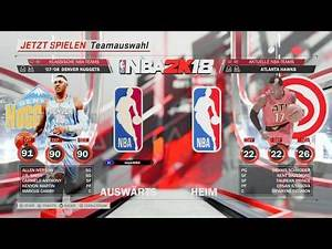 NBA 2K18 CLASSIC TEAMS