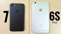 Should I buy iPhone 7 or iPhone 6S plus?