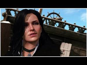 The Last Wish (Yennefer Romance) Quest | Modded Graphics Gameplay (2020) The Witcher 3