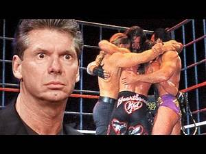 10 Off-Camera Wrestling Moments You Weren't Meant To See