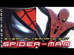 Spider-Man: The Movie Game (2002) - All Alternate Suits Gameplay