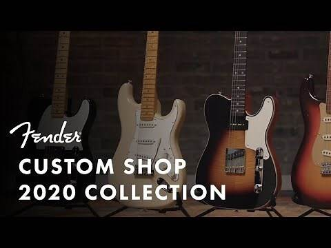 Fender Custom Shop 2020 Collection | Fender Custom Shop | Fender