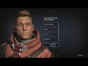 Destiny Character Customization - Make Your Own Character (Destiny Online Gameplay)