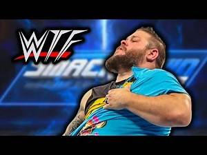 WWE SmackDown Live WTF Moments (23 April)   Kevin Owens Turns And Heads For Rount Mushmore