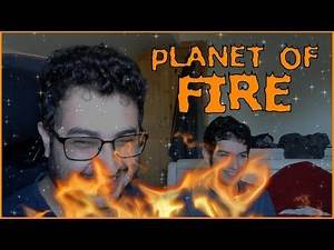 """""""Planet of Fire"""" - Doctor Who Reaction!!"""