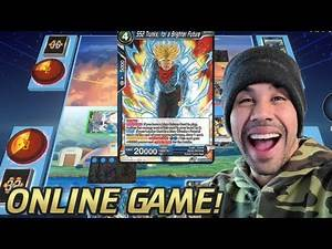 ONLINE DRAGON BALL SUPER CARD GAME CLIENT! (VIDEO GAME)