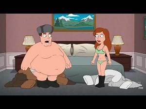 Family Guy!! Cutaway Montage #4