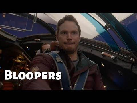 Guardians of the Galaxy Bloopers and Gag Reel | Official Bloopers 2014