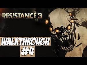 Resistance 3 Walkthrough Ep.4 w/Angel - Open Water!