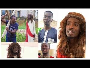 Ghana Jesus,Salinko were best friends dancing together/PROMOTING GHANA