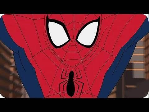 Marvel's SPIDER MAN Teaser Trailer SEASON 1 (2017) New Disney XD Series